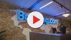 Booking está com vagas na Holanda, Reino Unido, EUA, Portugal e Espanha