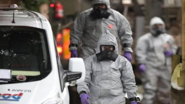 Gran Bretagna: due persone avvelenate dal Novichock, lo stesso usato per Skripal