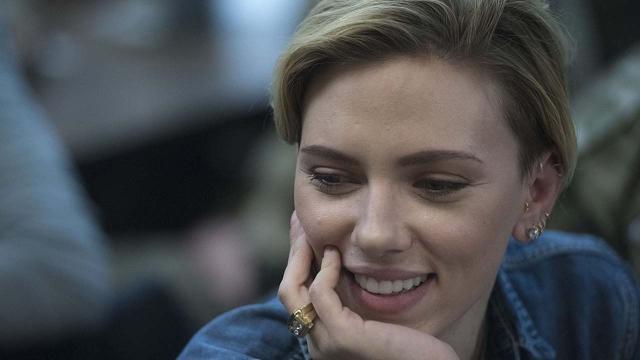 Scarlett Johansson in controversy again over new transgender role