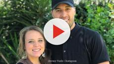 Jinger Duggar Vuolo and Jeremy posted new maternity photos on Instagram