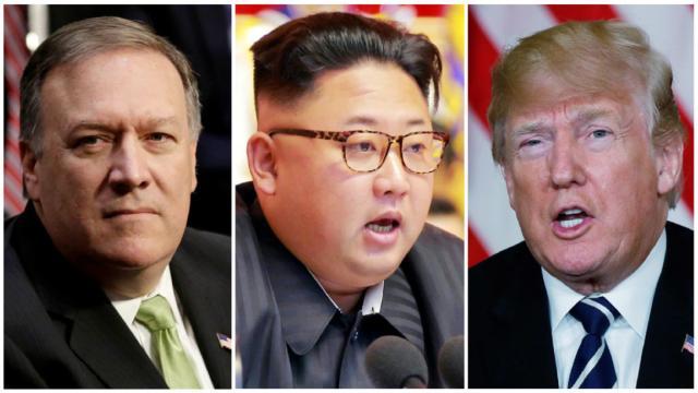 VÍDEO: Corea del Norte califica de 'lamentable' conversación con EE.UU.