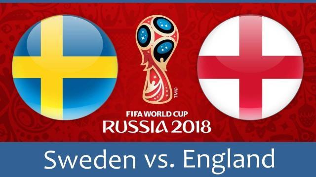 FIFA 2018: England v Sweden quarter-final live stream on BBC and Sony ESPN