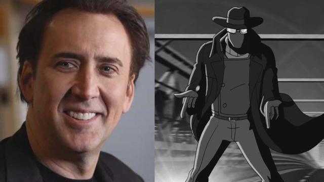Nicolas Cage to voice Spider-Man Noir in upcoming animated Spidey film