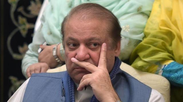 Former Pakistan PM Nawaz Sharif sentenced to ten years in prison