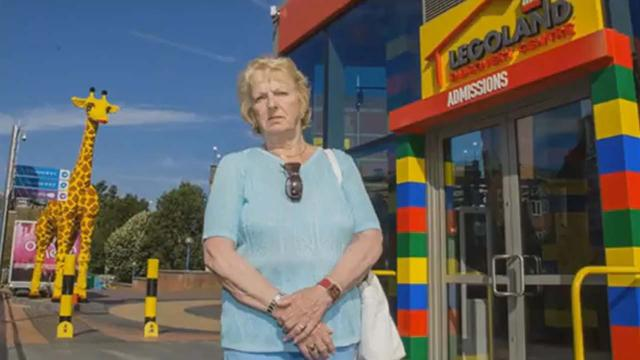 Legoland Discovery Centre in Birmingham refuses pensioner as she had no kids