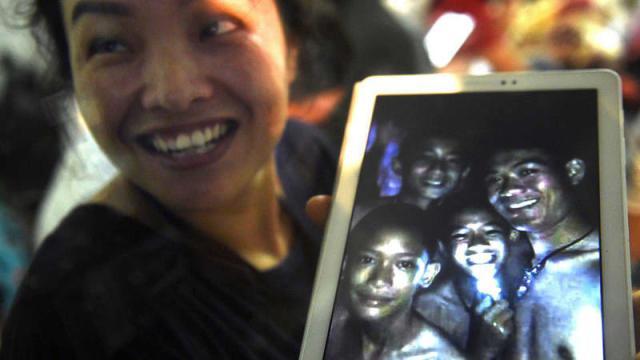 VÌDEO: Niños atrapados en la cueva de Tailandia no están capacitados para bucear