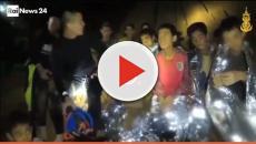 Thailandia, messaggi dei giovani intrappolati nella grotta: