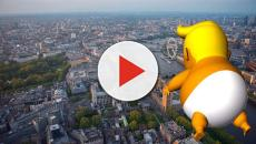 Donald Trump UK Visit: 'Trump Baby' balloon causing controversy