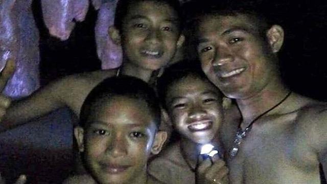 TAILANDIA/ Los 12 niños se enfrentan a un gran reto para salvar sus vidas