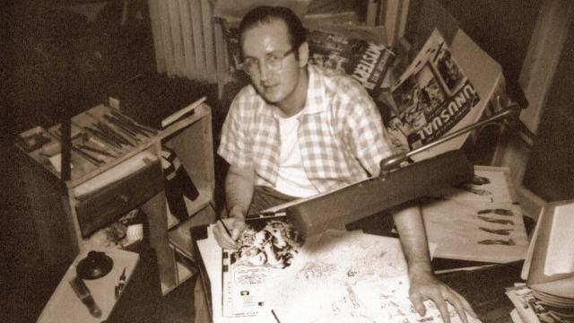 Steve Ditko, 90, co-creator of 'Spider-Man' and 'Doctor Strange' characters dies