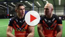 Castleford Tigers: Mitch Clark takes his chance to play for the first-team