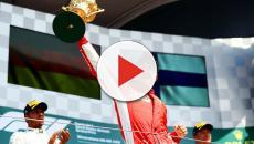 Fórmula 1: El alemán Sebastian Vettel gana a Hamilton en el GP de Gran Bretaña