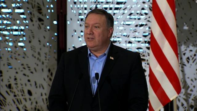 VÍDEO: Corea del Norte critica la actitud del secretario de EE.UU.