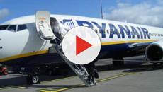 Giudice condanna Ryanair a risarcire un passeggero per ritardo causa maltempo