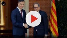 Ciudadanos y PP acusan a Pedro Sánchez de plegarse ante Torra