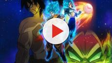 Dragon Ball Super Film: Broly bald offiziell kanonisch