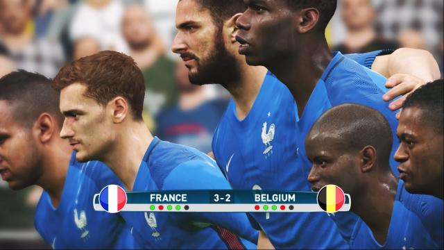 Belgium vs France semi-final live streaming & highlights on Sony Six: FIFA 2018