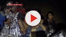 Socorrista revela que alguns meninos foram resgatados 'adormecidos' na Tailândia