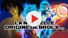 Dragon Ball Super Film 20 : Broly de retour pour un quatrième film !