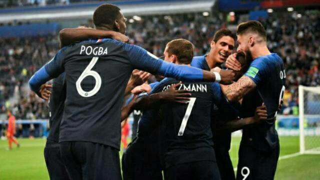 Mondial 2018 : Les Bleus en finale après leur victoire sur la Belgique