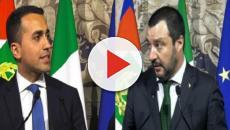 Politica, governo: screzi tra Di Maio e Salvini, Conte assente