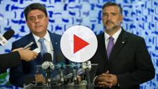 Deputados que pediram liberdade de Lula estavam na PF antes da expedição