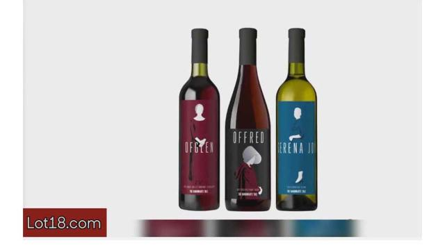 Hulu and Lot18 'The Handmaid's Tale' wines withdrawn after Twitter outrage
