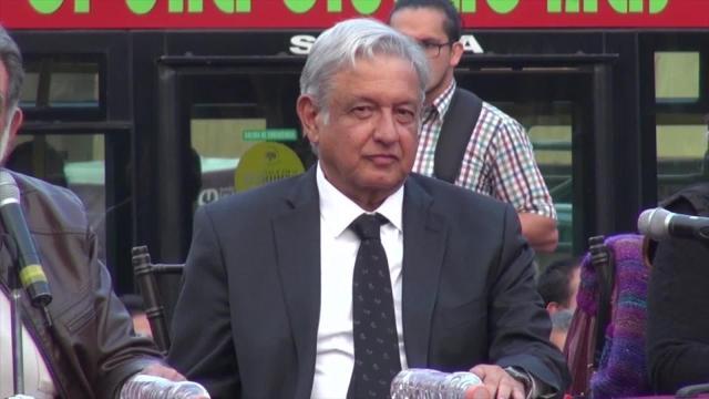 López Obrador impulsará 12 iniciativas ante el Congreso