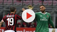 Milan, trio di big per fare cassa: Bonucci, Suso e Donnarumma