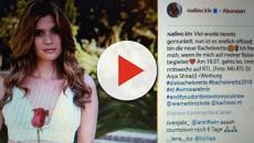 Bachelorette Nadine Klein verrät Jan Hahn ganz viel über sich