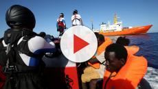78 migrantes salvados en el Mediterráneo serán recibidos en Francia
