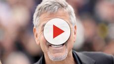 George Clooney se sigue recuperando de un accidente