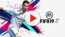 FIFA 2019 cambiará de portada y sera CR7