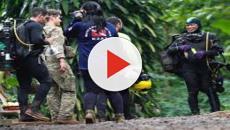 VIDEO: Tailandia/Buzo español afirma que varios niños rescatados fueron sedados