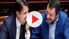 Conte e Salvini all'Ue: 'Redistribuzione immediata o 450 migranti non sbarcano'