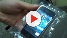 VÍDEO: Vacway crea un protector para smartphones que los impermeabilizan