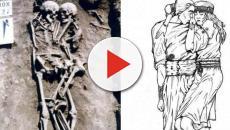Mulher ucraniana da Era do Bronze quis ser enterrada viva com o o marido