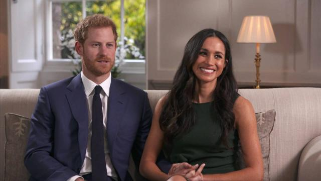 VÍDEO: El príncipe Harry declara que no quiere tener muchos hijos