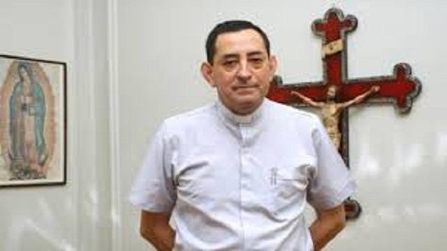 VÍDEO: Un sacerdote es detenido en Chile por abuso sexual