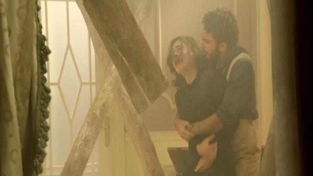 Una Vita, anticipazioni: Pablo muore tra le braccia di Leonor