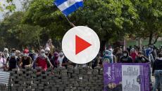 VÍDEO: La represión del presidente Ortega provocan nuevas manifestaciones