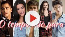 O Tempo Não Para estreia este mês na Globo; elenco e chamadas começam a ser