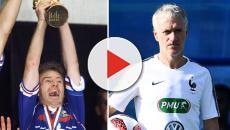 Deschamps come Zagallo e Beckenbauer: campione del mondo, giocatore e allenatore