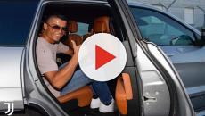 Cristiano Ronaldo è arrivato a Torino, domani la presentazione ufficiale