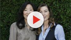 Sandra Oh e la nomination agli Emmy: le congratulazioni di Ellen Pompeo