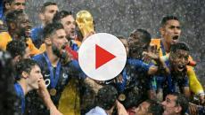 Les Bleus, champions du monde 2018 en s'imposant face aux Croates (4-2)