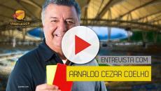 Arnaldo Cezar Coelho anuncia aposentadoria durante final da Copa do Mundo