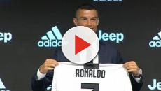 Cristiano Ronaldo, conferenza stampa: 'Voglio vincere tutto con la Juventus'