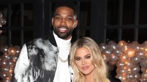 Khloé Kardashian y su esposo, juntos y felices junto a su hija True