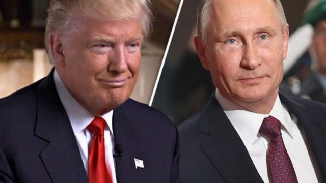 Putin y Trump tratarían temas como el de la alianza rusa con Siria e Irán